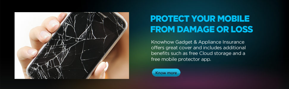 Knowhow Gadget and Appliance Insuranc